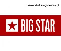 """Sprzedawca """"BIG STAR LIMITED"""" Tychy, Gemini Park"""